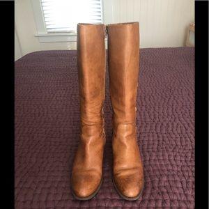 Women's knee high BCBG boots